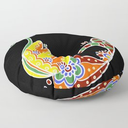 Royal Posture Floor Pillow