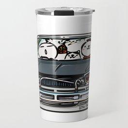 Crazy Car Art 0157 Travel Mug