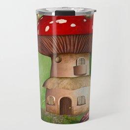 Dwarf Land Travel Mug