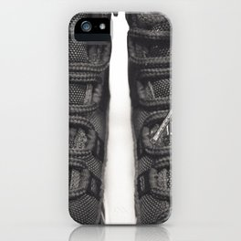 AJ Retro 11 B&W Pt.2 iPhone Case