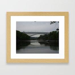 Inwood Hill Park, New York Framed Art Print