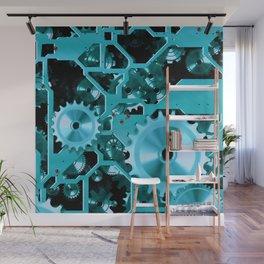 Like Clockwork Wall Mural