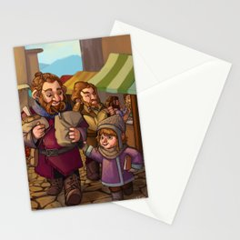 Brothers Ri Market Day Stationery Cards