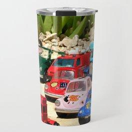 small cars Travel Mug