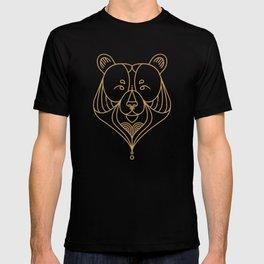 Gold Bear One T-shirt