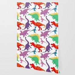 Dinosaur Domination - Light Wallpaper