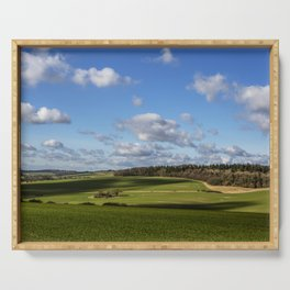 Views of Wiltshire. Serving Tray