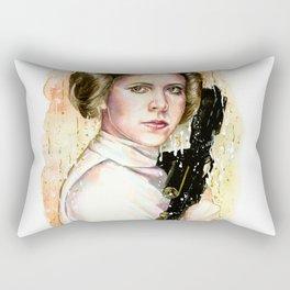 Princess and General Rectangular Pillow