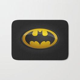 Bat emblem Bath Mat