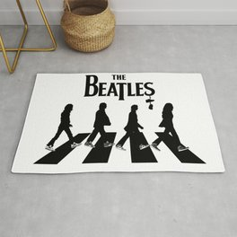 Abbey Road Retro Rug