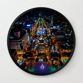 Ōdori Park , Sapporo , Hokkaido Wall Clock