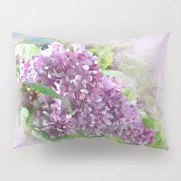 Soft Lilac Pillow Sham