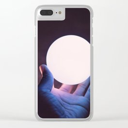 Light Ball Clear iPhone Case