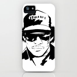 Eazy Duz It iPhone Case