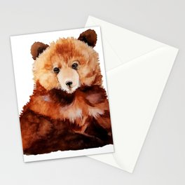 Little Bear Necessities Stationery Cards
