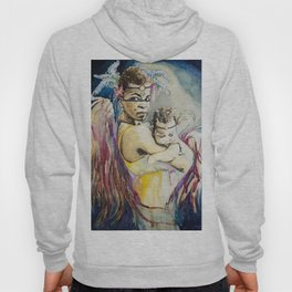 Mother Mary. Tribal Edition. Hoody