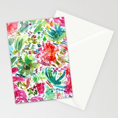 Spring vibes || watercolor Stationery Cards