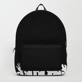 Audience Poster Background Backpack