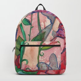 Fairy Of Roses Backpack