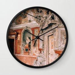 She Sells Seashells   Munich, Germany Wall Clock