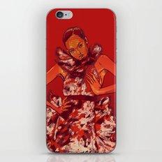 i bring you flowers iPhone & iPod Skin