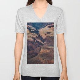 grand canyon Unisex V-Neck
