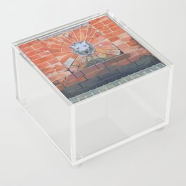 Lion's Head Fountain Acrylic Box