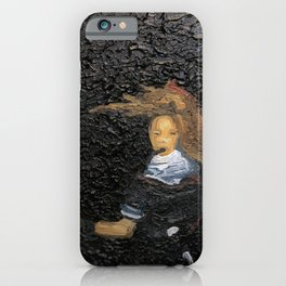 SOTW The Knowledge Abstract iPhone Case
