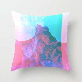LET YOU GO Throw Pillow