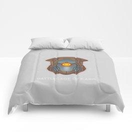 Loot #4 - Battlecage of Kabr Comforters