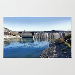 Grand Coulee Dam Rug