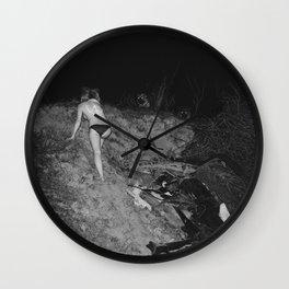 Devil is Fine Wall Clock