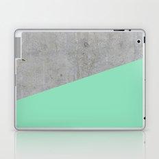 Concrete and sea Laptop & iPad Skin