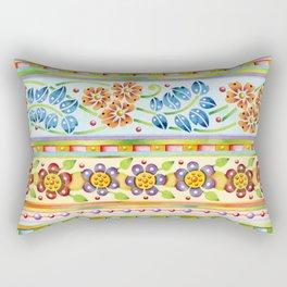Parterre Botanique Rectangular Pillow