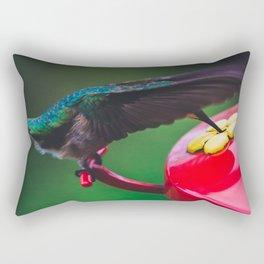 The Flight Rectangular Pillow