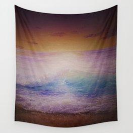 Sea Landscape Wall Tapestry
