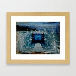 Heaven´s Haven Framed Art Print