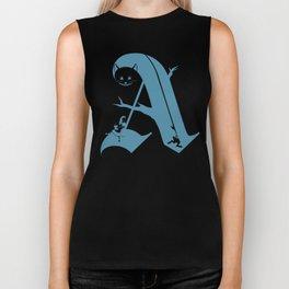 A is for Alice Biker Tank