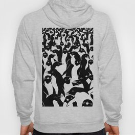 meanwhile penguins Hoody