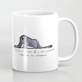 Monoprinting Le Petit Prince Coffee Mug