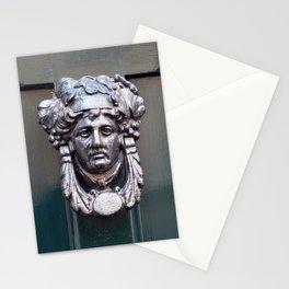 Door knocker Stationery Cards