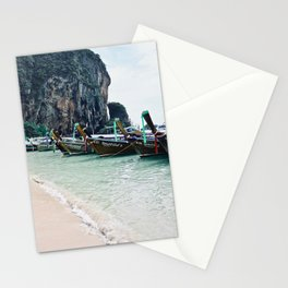 Railay Longtails Stationery Cards