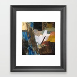 Nisja, urban landscape 104 Framed Art Print