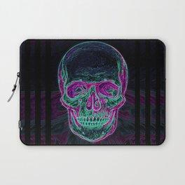 Skull (Colour) Laptop Sleeve