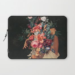 Roses Bloomed every time I Thought of You Laptop Sleeve