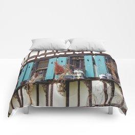 Cute series of windows Comforters