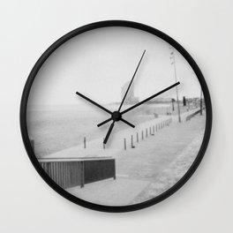 Barcelona #1 Wall Clock