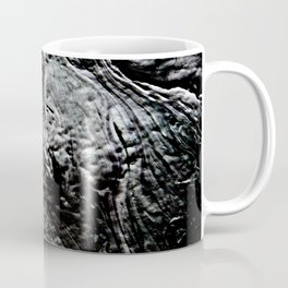 Black Lava Coffee Mug