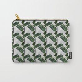 Birkin Pattern Carry-All Pouch