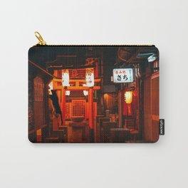 Ninja Kitty & Japanese Tori Carry-All Pouch